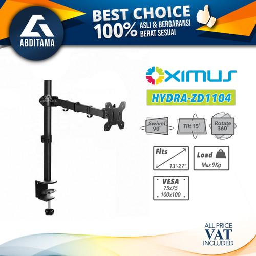 "Foto Produk BRACKET MEJA LCD LED TV 1 Monitor 13"" - 27"" OXIMUS HYDRA ZD1104 dari Abditama Official"