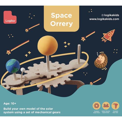Foto Produk Mainan Edukasi Anak - Space Orrery dari LogikaKids