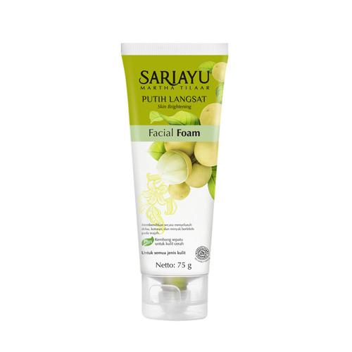 Foto Produk Sariayu Putih Langsat Facial Foam dari BeautyCorner ID