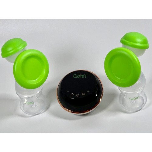 Foto Produk Claire's A28 Double Electric Breast Pump / Pompa ASI Elektrik Ganda dari bobo baby shop