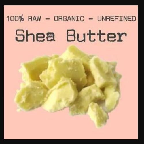 Foto Produk Shea Butter Unrefined 50 Gram/Import dari Syah-House