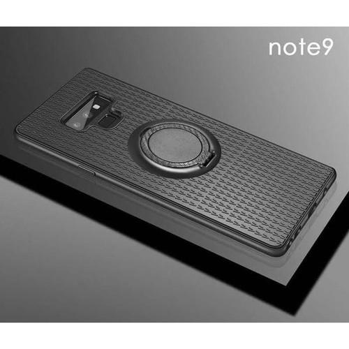 Foto Produk Softcase RIng Shockproof Soft Case Cover Casing Samsung Galaxy Note 9 dari Hosanagadget