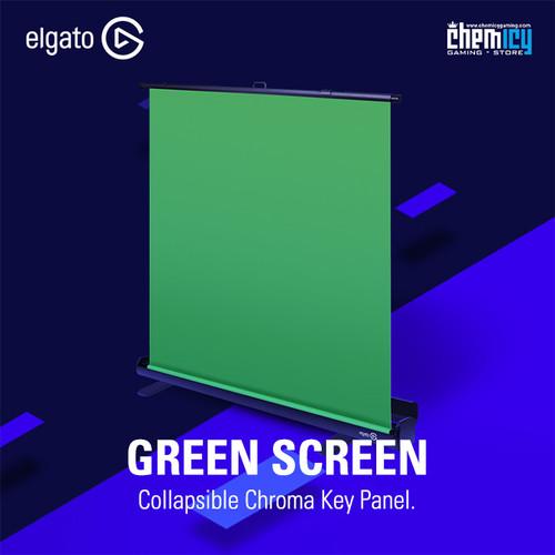 Foto Produk Elgato Green Screen - Collapsible Chroma Key Panel dari Chemicy Gaming