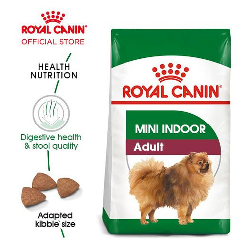 Foto Produk Royal Canin Mini Indoor Adult Makanan Anjing Dewasa Dry 1,5kg dari Royal Canin Store