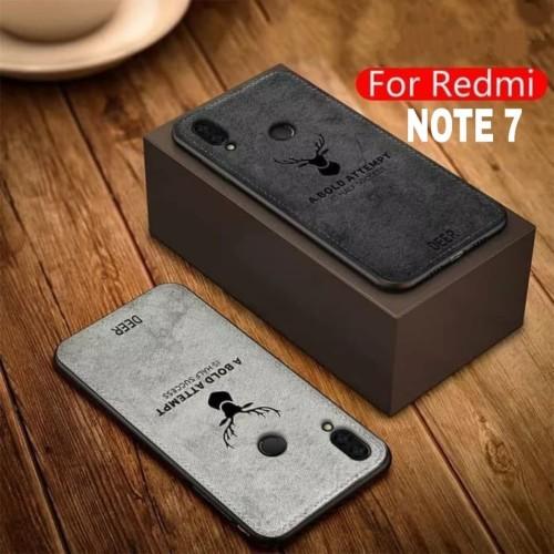 Foto Produk Soft Case Xiaomi Redmi Note 7 Casing Hp Redmi Note7 Biru dari TalitaFaihaShop