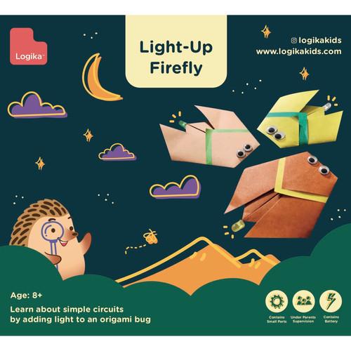 Foto Produk Mainan Edukasi Anak - Light Up Firefly dari LogikaKids