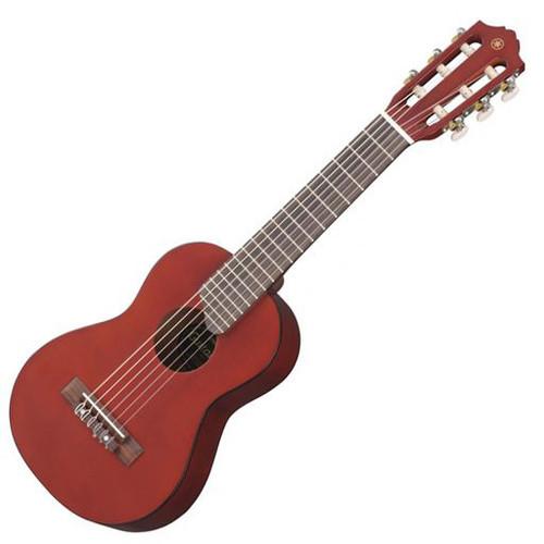 Foto Produk Yamaha Gitar Mini GL-1 / GL1 / Guitalele (Tersedia 3 Warna) + Softcase - Persimmon Brown dari W Musik