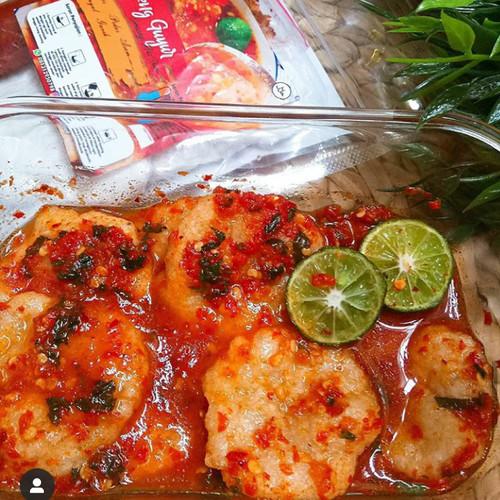 Foto Produk Cireng Guyur Moikafood, jajanan cireng Bandung Murah meriah dari Moikafood