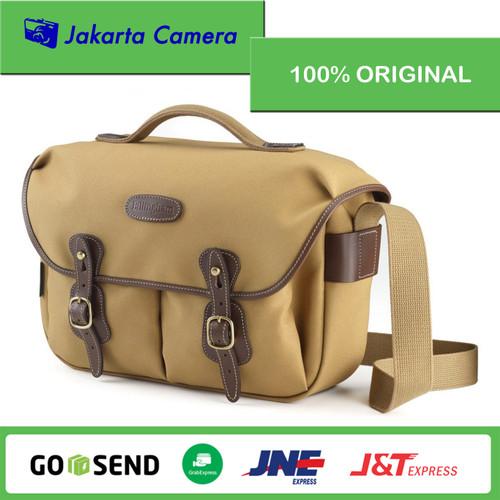 Foto Produk Billingham Hadley Pro Messenger Bag Camera - Khaki / Chocolate Trim dari JakartaCamera