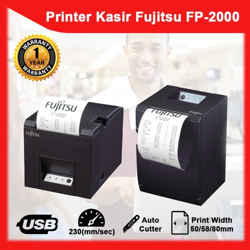 Foto Produk Printer Kasir Thermal Fujitsu FP-2000 dari LapakBarcode