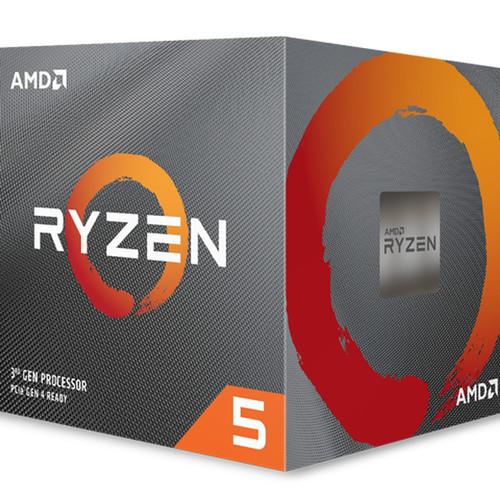 Foto Produk AMD Ryzen 5 3600X 6-Core 3.8GHz (Socket AM4) dari toko expert komputer