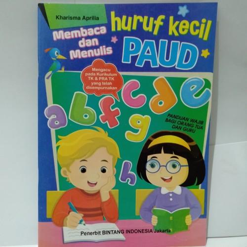 Foto Produk Buku Anak - Membaca Dan Menulis Huruf Kecil PAUD dari Toko Buku dan Stationery