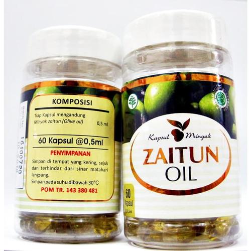Foto Produk Minyak Zaitun Kapsul dari Sartika Herbal
