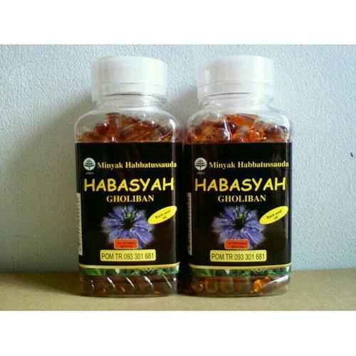 Foto Produk Kapsul Minyak Habbatussauda Habasyah Gholiban isi 120 Kapsul dari Zyfara Herbal