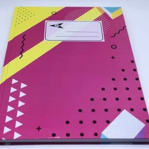 Foto Produk Buku Folio / F4 Hard Cover Isi 100 Lembar dari Bumi stationery