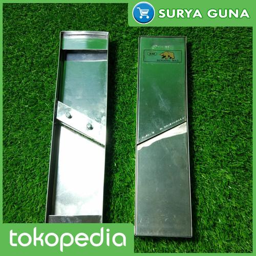 Foto Produk Pasah Criping Singkong Pasah Steinless Parutan Mini dari SuryaGuna