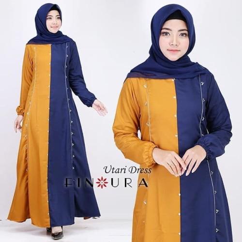 Foto Produk Utari Dress by Finoura dari finoura