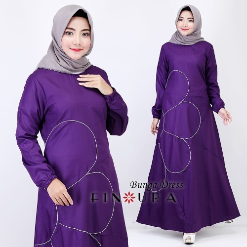 Foto Produk Bunga Dress by Finoura dari finoura