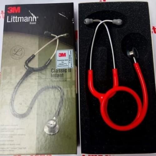Foto Produk Stetoskop Bayi Littman II / Classic II Infant Littman II Litman 2 dari Anugrah Medical