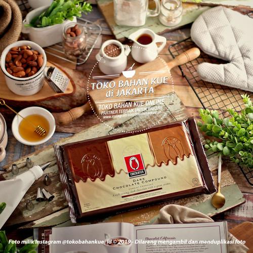 Foto Produk Cokelat Tulip Dark Chocolate Compound Coklat Batang Murah Enak 1 kg dari Toko Bahan Kue Jakarta