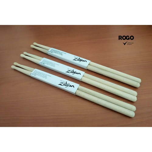 Foto Produk Stick Drum 5A Exclusive - Sepasang dari Rogo Official Store