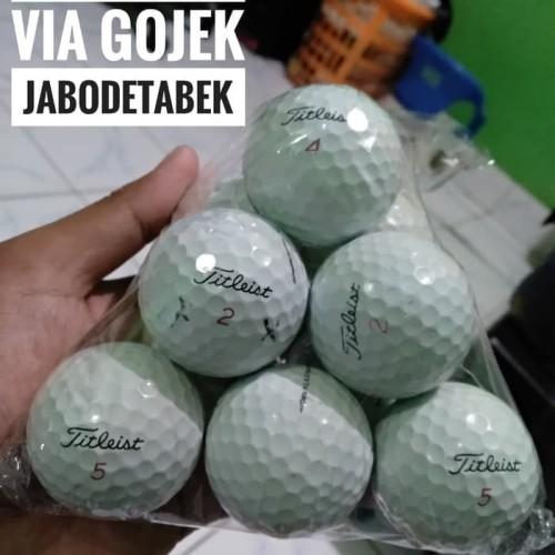 Foto Produk Bola golf TITLEIST Pro V1 & Pro V1x second dari Ibracadabra_golfball