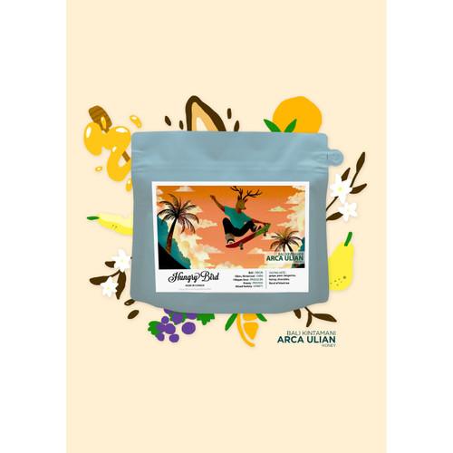 Foto Produk Bali Kintamani Arca Ulian - HONEY dari Hungry Bird Coffee