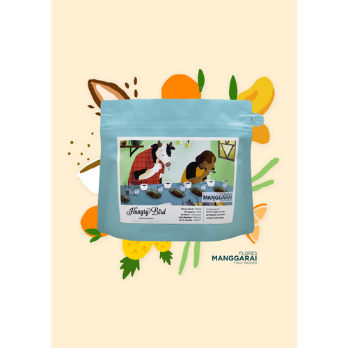 Foto Produk Flores Manggarai dari Hungry Bird Coffee