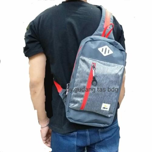 Foto Produk Tas sling bag premium crossbody Tas selempang Tas pria dari gudang tas 1000
