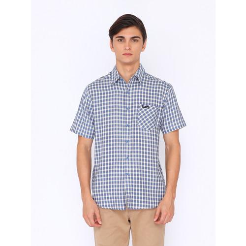 Foto Produk Cottonology Rocha Blue Shirt - S dari Cottonology Indonesia