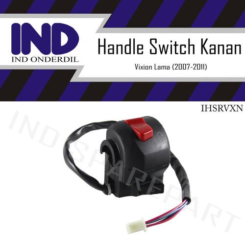 Foto Produk Handle-Handel-Holder Switch-Saklar Kanan Vixion Lama-Old 2007-2011 dari IND Onderdil