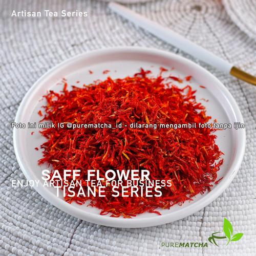 Foto Produk Artisan Tea Tisane - Saff Flower 10gr Teh Bunga Safflower Teh Herbal dari Pure Matcha