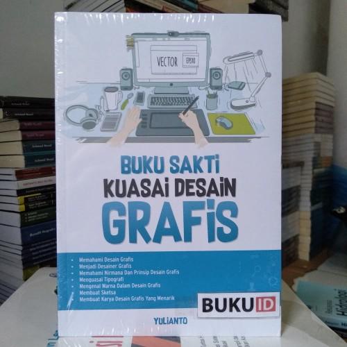Foto Produk Buku Sakti Kuasai Desain Grafis dari Buku ID