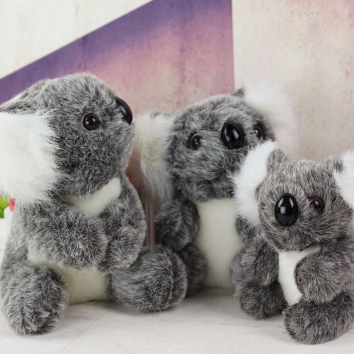 Foto Produk Kawaii Lovely Bag Pendants Stuffed Animal Koala Bear Doll Plush Toy dari Random Shop O