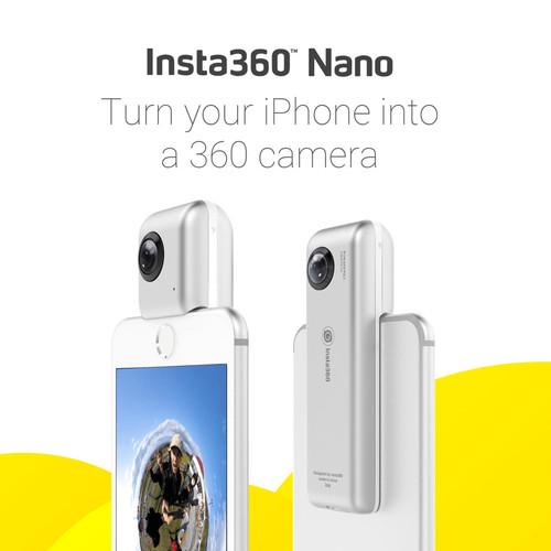 Foto Produk Insta360 Nano S , Action Camera dari Melotronic
