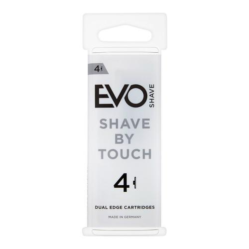 Foto Produk EVOSHAVE Cartridge Pack - Refill Pisau Cukur Isi 4 Pcs dari EVO Shave Indonesia