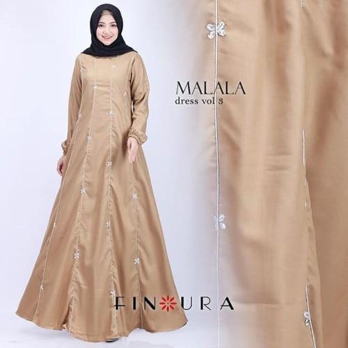 Foto Produk Mala Dress vol 3 by Finoura dari finoura