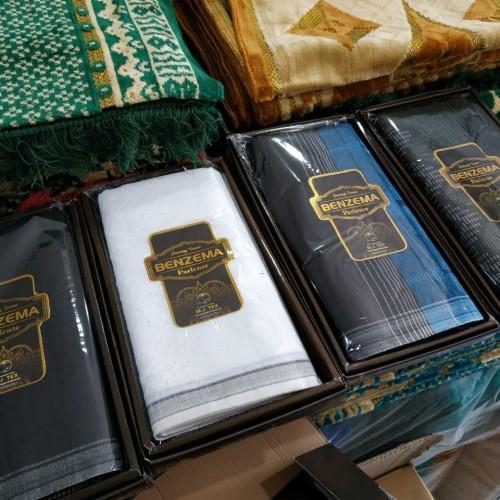 Foto Produk Sarung Tenun Premium Songket Mewah Dewasa dari Sajadah Muslim