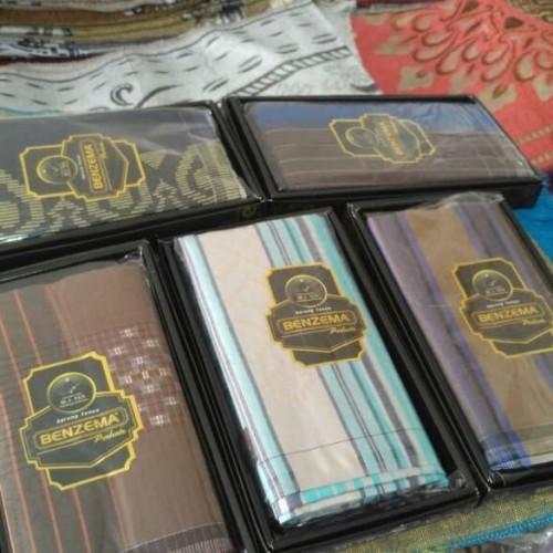 Foto Produk Sarung Tenun Premium Mewah Songket Dewasa NG87 dari Sajadah Muslim