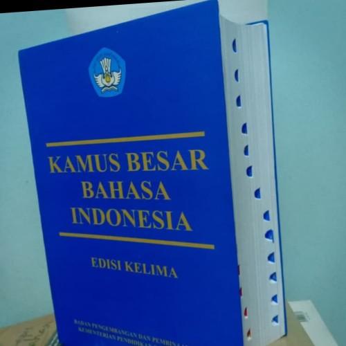 Foto Produk KAMUS BESAR BAHASA INDONESIA dari GOEDANG_BOOKS