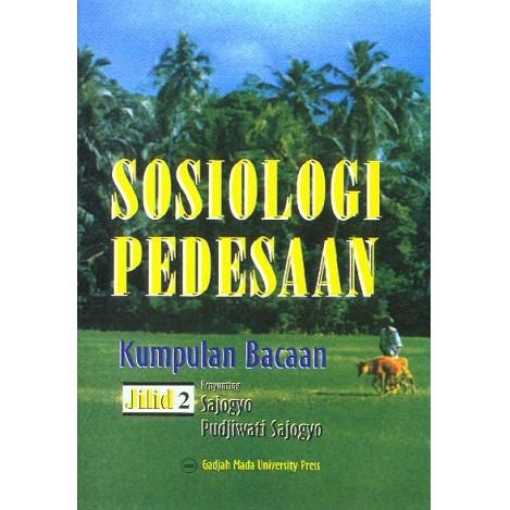 Foto Produk Sosiologi Pedesaan Jilid II dari UGM Press Online