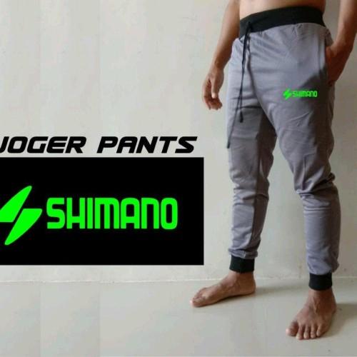 Foto Produk Termurah Celana Pancing-Celan Shimano-Celana Murah-Celana Joger Abu dari sisilala