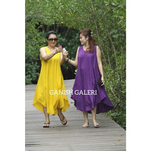 Foto Produk SEXY DRESS BAJU HAMIL DASTER HARIAN KATUN ADEM JUMBO DASTER BALI dari GANISH_GALLERY