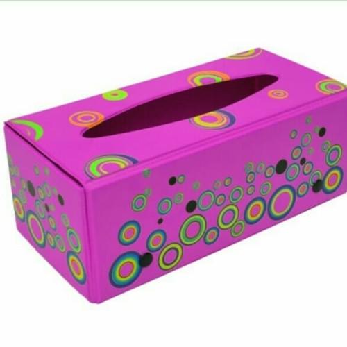 Foto Produk Tissue Box- Tempat Tissu Fancy Panjang Bagus dari Belanja Bebas