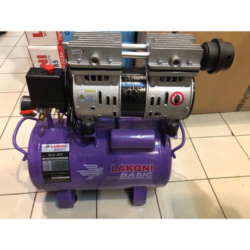 Foto Produk kompresor udara oilles lakoni basic 25 s dari pasar tehnik
