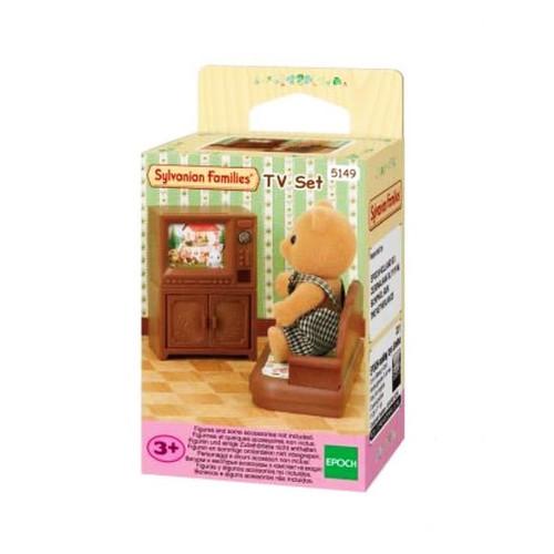 Foto Produk Mainan Koleksi Sylvanian Families TV Set dari Sylvanian Families
