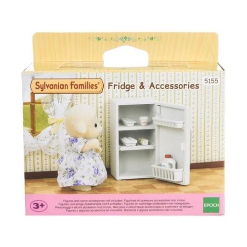 Foto Produk Mainan Koleksi Sylvanian Families Fridge and Accessories dari Sylvanian Families