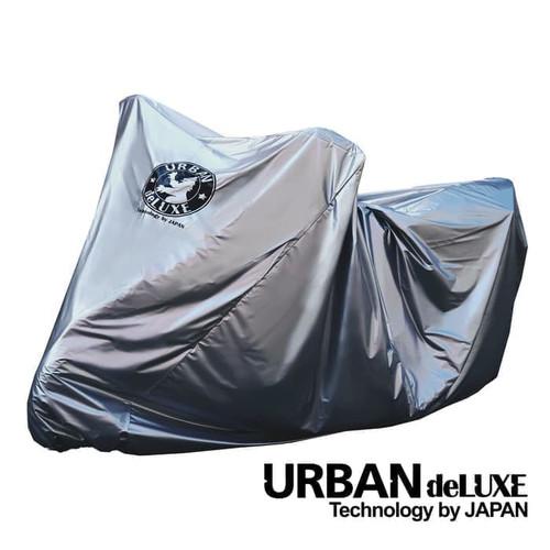 Foto Produk [ DELUXE STANDARD MOTOR ] Cover sarung motor Urban DELUXE STD SILVER dari herman-shop