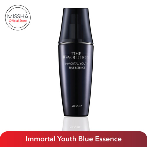 Foto Produk Missha Time Revolution Immortal Youth Blue Essence dari Missha Indonesia