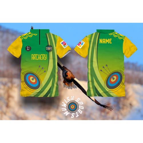 Foto Produk Baju jersey Panahan Custom - L dari Mywish Sports